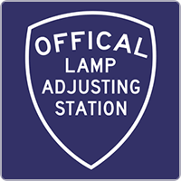 Adjusting Station Lamp Ca